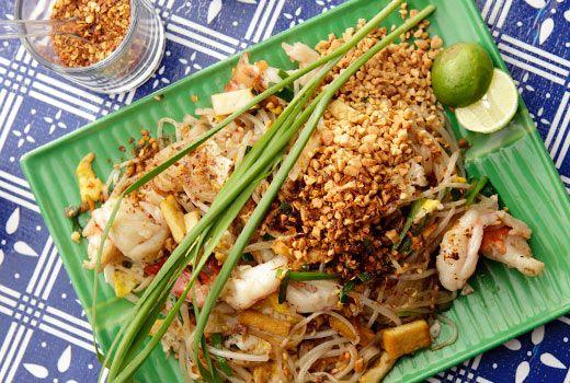 food • pad thai • pok pok • portland