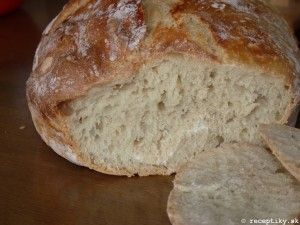 Home made bread SK style