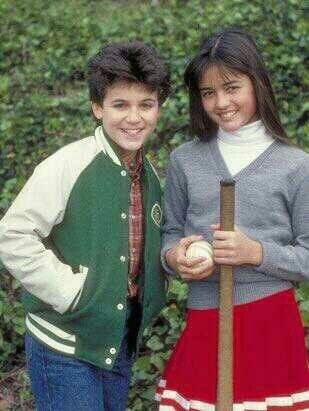 Kevin & Winnie. The Wonder Years!!