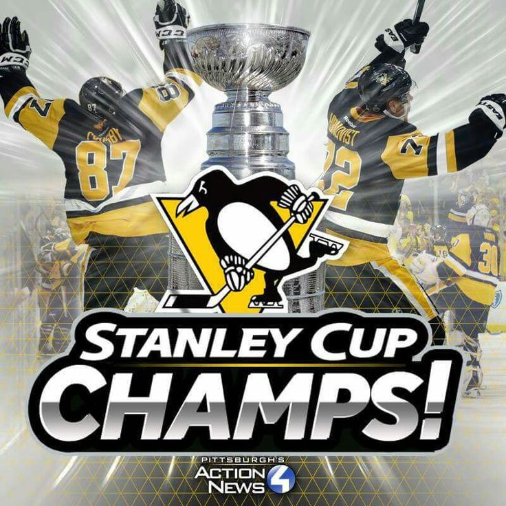 Pittsburgh Penguins...2016 Stanley Cup Champions!!