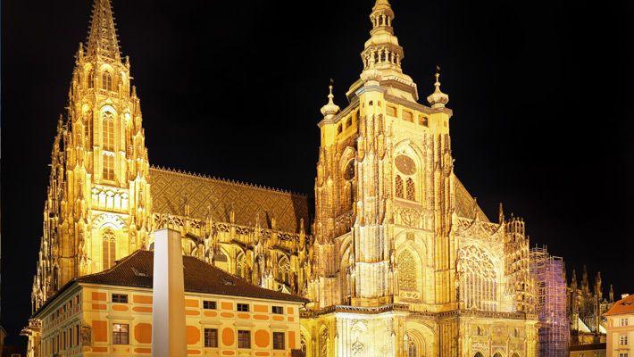 Catedrala St. Vitus O vacanta in Praga in imagini - galerie foto. Vezi mai multe poze pe www.ghiduri-turistice.info