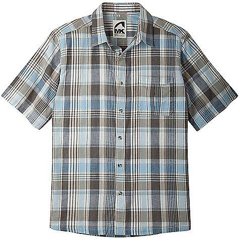 Mountain Khakis Men's Tomahawk Madras Shirt: FEATURES of the… #NorthFaceJackets #PatagoniaJackets #ArcteryxJackets #MountainHardwear