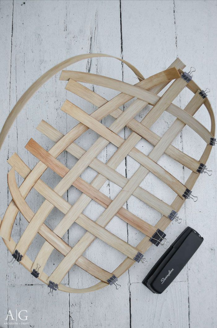 How to Make a DIY Tobacco Basket - anderson + grant