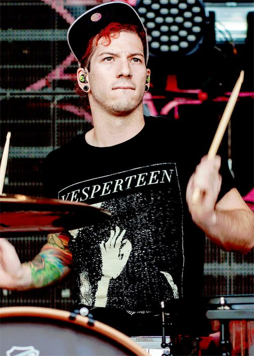 Josh Dun Drummer Twenty One Pilots Band TOP ~@ShreySomaiya