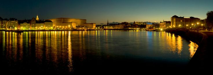 Stockholm, worked here and visited many times.