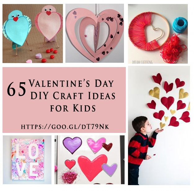 939 best Valentine day - Craft for Kids images on Pinterest ...