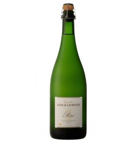 Cider Louis de Lauriston Pear Domfrontais 4.5% 750ml