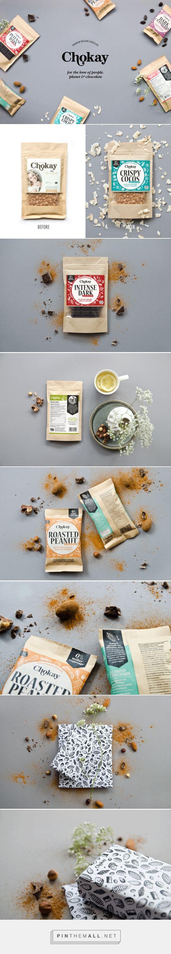 Chokay snacks - Packaging of the World - Creative Package Design Gallery - http://www.packagingoftheworld.com/2017/04/chokay.html
