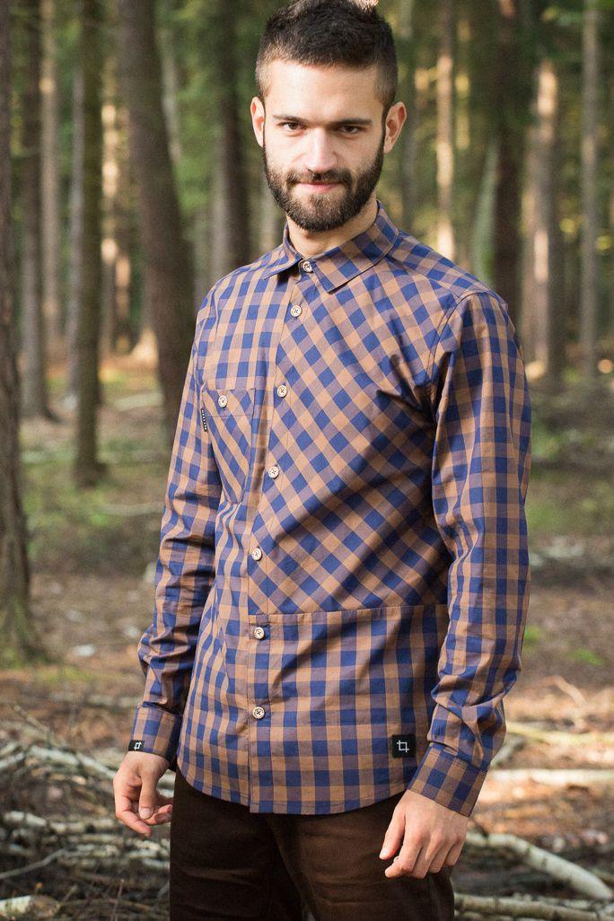 Deer - pánská košile
