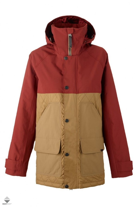 Kurtka Snowboardowa Damska Burton Reese Parka Jacket