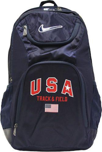 USA Track Field Usatf Backpack Bag | eBay