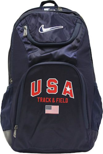 USA Track Field Usatf Backpack Bag | eBay