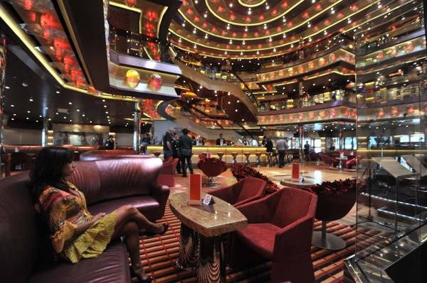 Ship. Costa Fascinosa