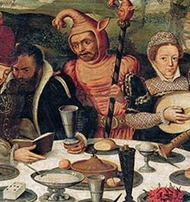 The works of a fool in the elizabethan era