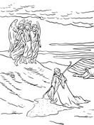 Christianity & Bible coloring pages | Free Coloring Pages - Abraham