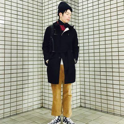 Y's Wardrobe: 【roliat tube BEAMS】ロリエットのダッフルコートにチューブのコーデュロイパンツを合わ...