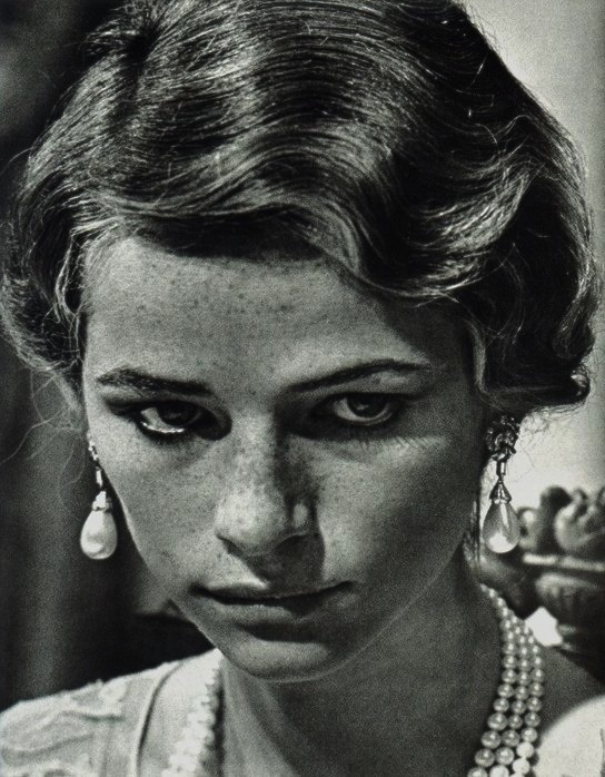 <0> Charlotte Rampling in The Damned (Visconti, 1969)