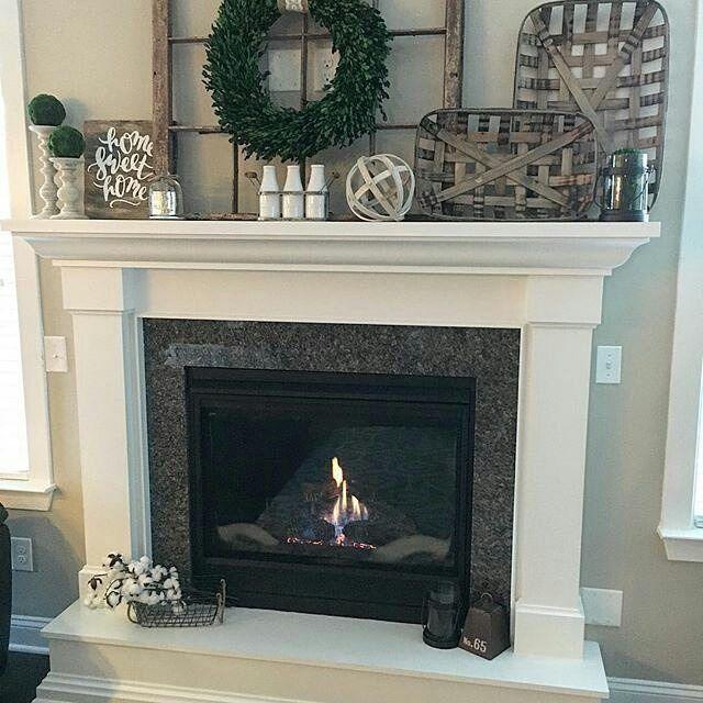 The 25+ best Farmhouse fireplace ideas on Pinterest ...