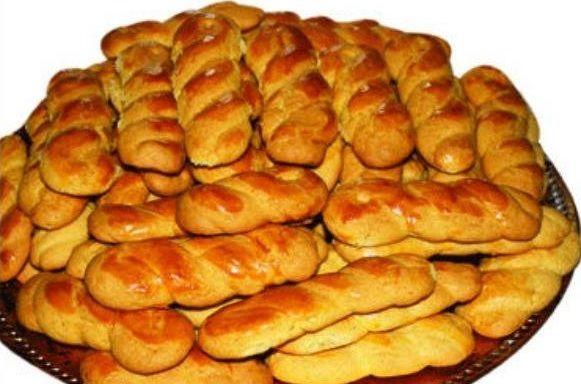 Пасхальное печенье | Ζωή με γεύση