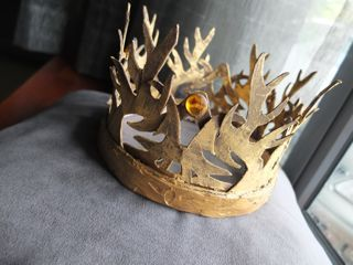 template tutorial to make the crown from game of thrones game of