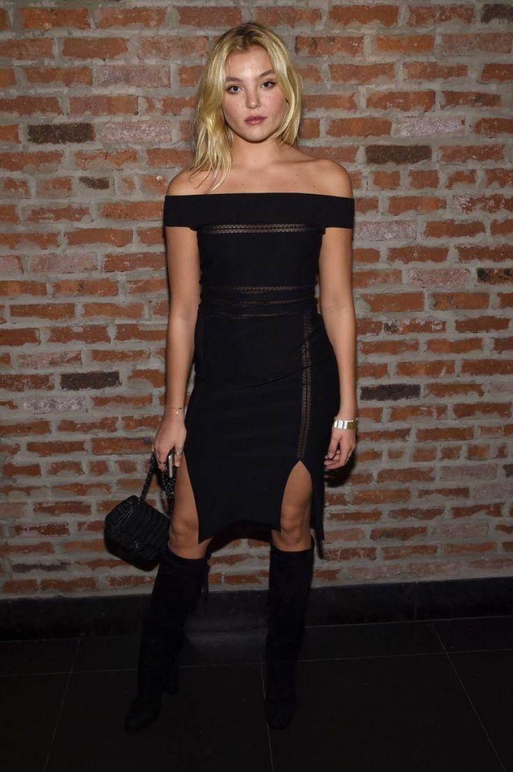 RACHEL HILBERT at IMG Models Celebrates SI Swimsuit Issue ...