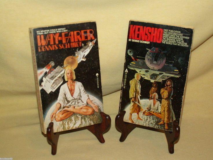 Dennis Schmidt Lot 2 Vintage PB Way-Farer Kensho Ace SF 1978 1981 Ben Venuti Set