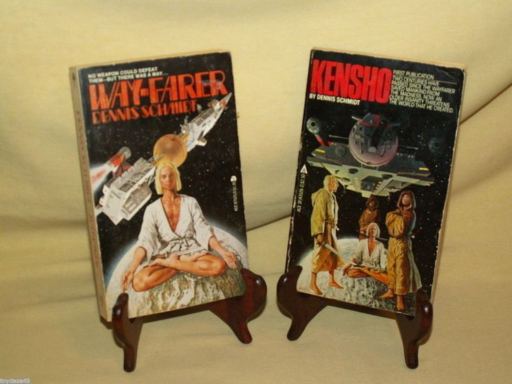 Dennis Schmidt Lot 2 Vintage PB Way-Farer Kensho Ace SF 1978 1981 Ben Venuti Set