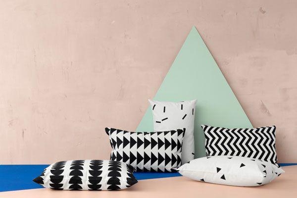 Ferm Living Cushion-collectie.