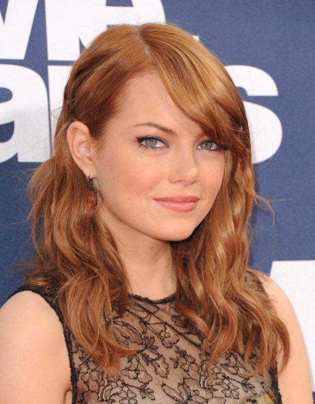 Emma Stone - Easy A, The Amazing Spider-Man, The House Bunny, Crazy, Stupid, Love, The Help, Zombieland, Pineapple Express and Ghosts of Girlfriends Past