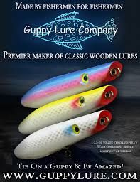 Guppy Lures Guppy Pencil Poppers  Pencil Popper Lures for Striped Bass at the Cape Cod Canal and New England Surf RI's Guppy Lure Dealer  Ocean State Tackle Providence