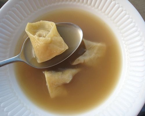 Duck tortellini en brodo | Dining | Pinterest