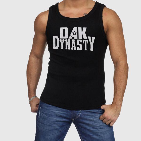 DAK Dynasty Dak Prescott Men's Tank Tops, Cowboys Fanatic Tank Tops