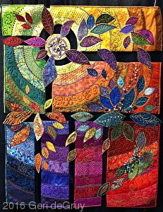 More Amazing Quilts - Mancuso International Quilt Show