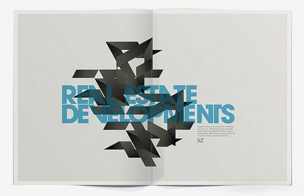 Brochure Design – SZ Developments