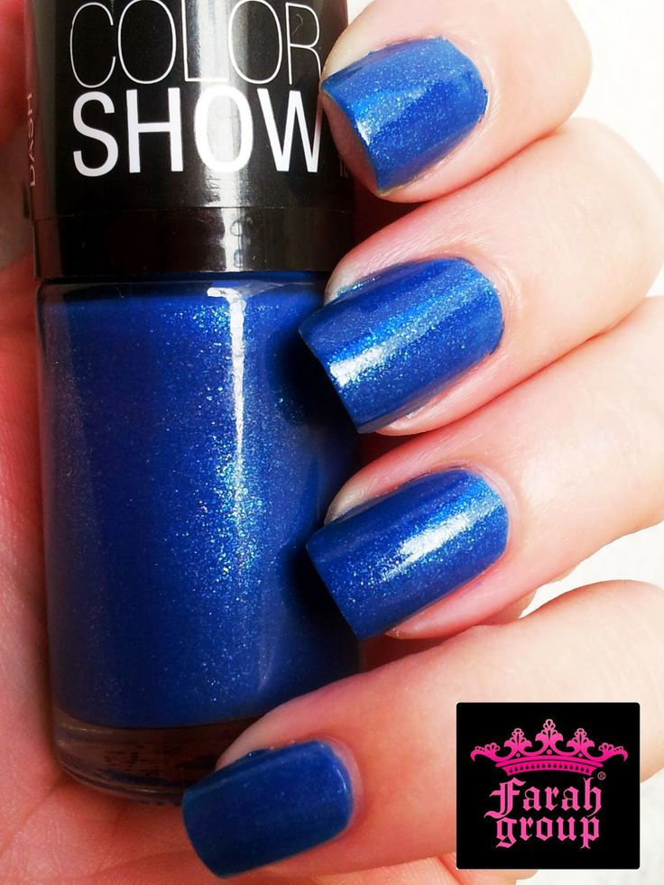 Esmaltes: Maybelline COLOR SHOW