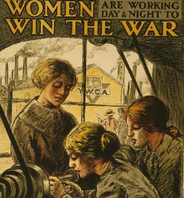 The portrayal of women in propaganda during the first world war ...