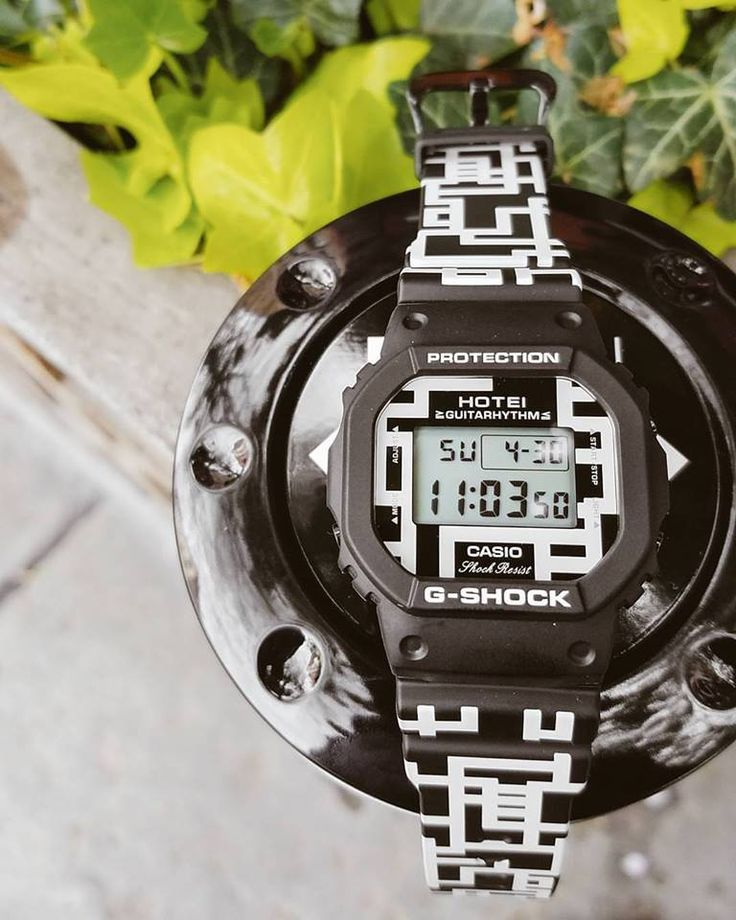 G-Shock DW-5600HT-1 Hotei 35th Anniversary Limited