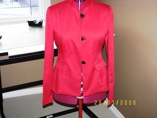 SewFit: Jacket
