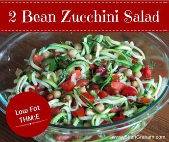 The other day I was so hungry for a 3 Bean Salad. My Mom and Dad used to always make it in the summer time and it just sounded good. Well, a few weeks ago I took advantage of a great deal on a small hand-held spiralizer on Amazon. I was looking for something to […]