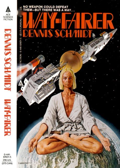 87421-5 DENNIS SCHMIDT Way-Farer (cover by G. Benvenuti; 1978; 1981; January 1986; 3rd ACE printing).#