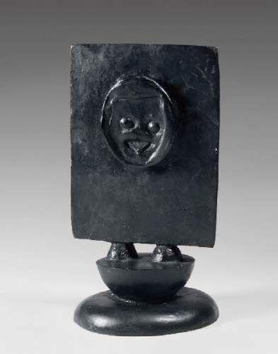 Max Ernst (1891-1976), Cheri Bibi , 1973