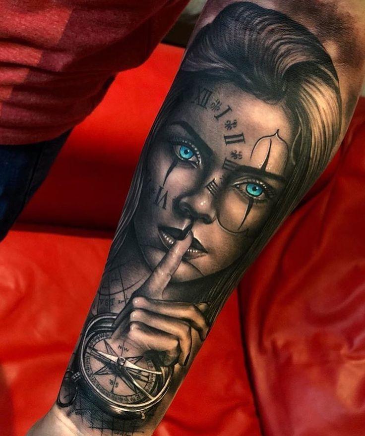 55 Best Inner Biceps Tattoos Designs und Ideen für Männer und Frauen #best