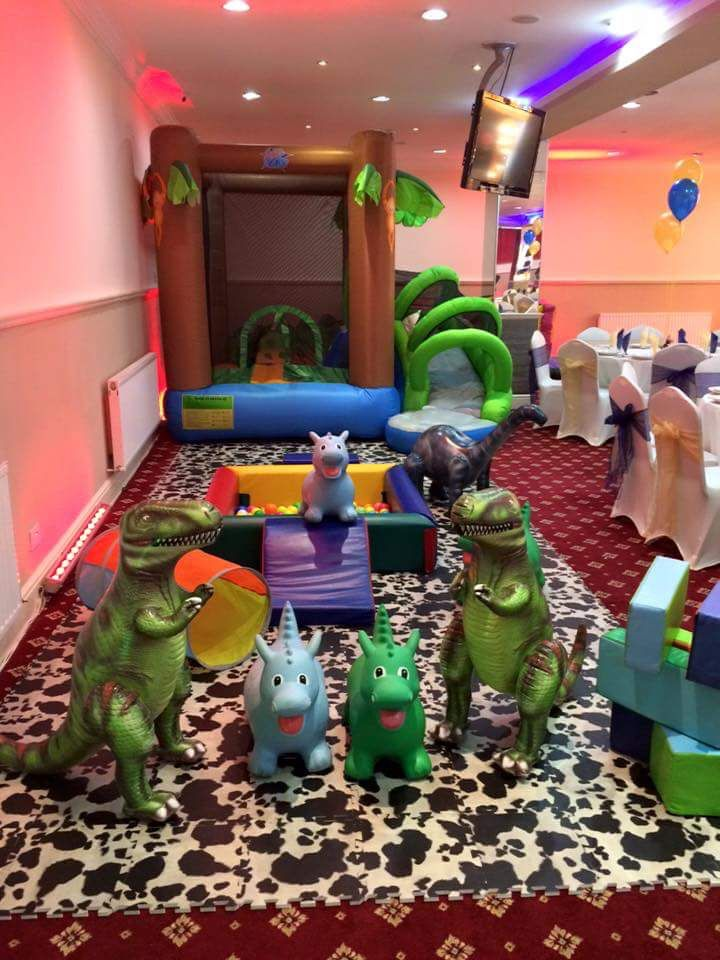 **Rock and Roll Softplay Hire**...  50% OFF any party package booked in February!...  Get in touch today!...  Find us on Facebook - Rock and Roll Soft Play Hire North Birmingham...  Parties perfect for Birthday Parties, Christenings and Weddings!...  Can be used in and outdoors. Great idea to keep the little ones occupied at Summer BBQs!