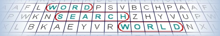 Free online Word Search Maker