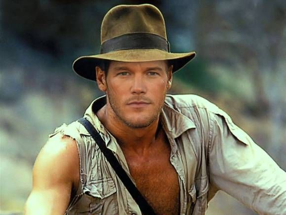 #Cinema #New Indiana Jones ?