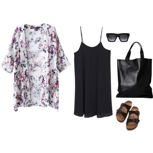 by agneslilian on polyvore featuring birkenstock and céline