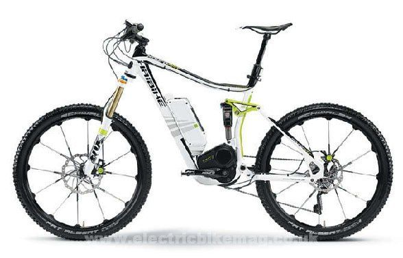 Haibike From Germany Now Distributed By Raleigh Uk And