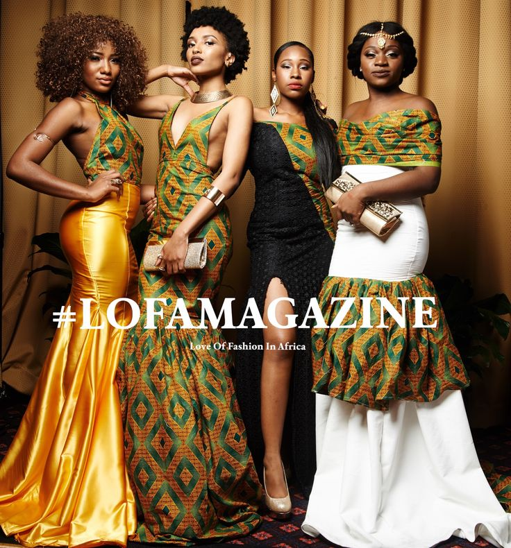 Love of fashion in Africa  Best dressed at the 2015 Ankara Ball