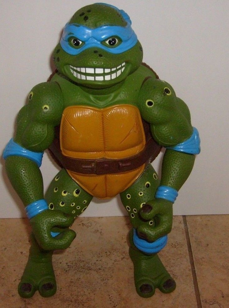 "RARE 6/"" Classic Collection Leonardo Action Figure Teenage Mutant Ninja Turtles"