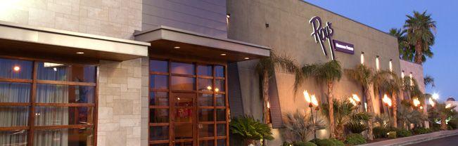 Roy's Las Vegas Flamingo; one of the best restaurants in the city.